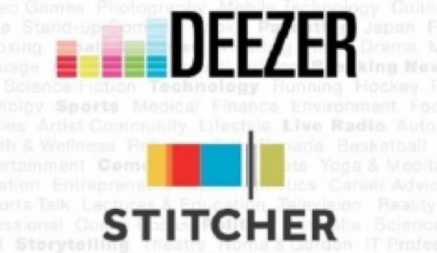 Deezer, Stitcherı satın aldı.