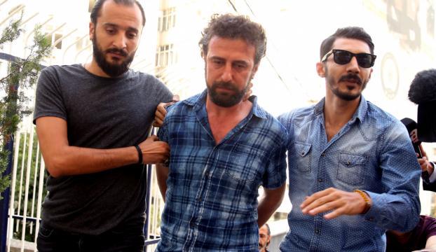 Gazeteci Demirelin katil zanlısı damadına tutuklama