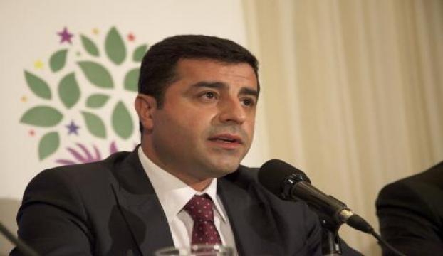 Demirtaştan kritik Kobani açıklaması