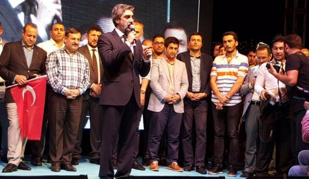 """Necati Şaşmazın Çekmeköy """"Demokrasi Nöbeti"""" Konuşması"""