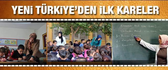 Demokratikleşme paketinden sonra Türkiye