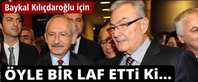 Baykal'dan Kılıçdaroğlu hakkında bomba açıklama