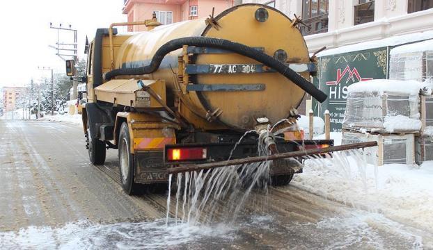 Buzlanmaya karşı deniz suyu formülü