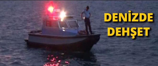 Denizde üç ceset bulundu