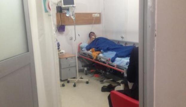 Denizden 2 Afgan daha tedavi altına alındı