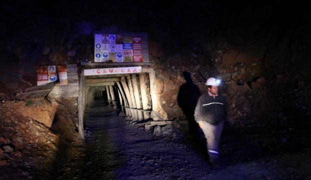 Denizlide maden ocağındaki göçük