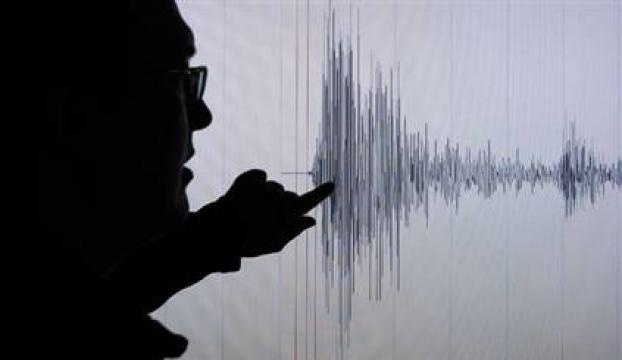 Sakız Adasında 4,6 büyüklüğünde deprem