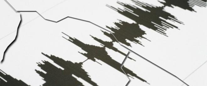 Muğlada deprem
