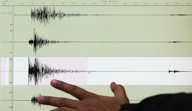 Endonezyada 6,1 şiddetinde deprem