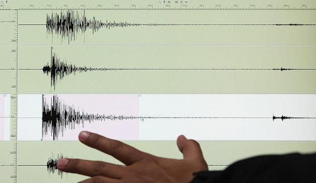Alaskada 8,2 büyüklüğünde deprem
