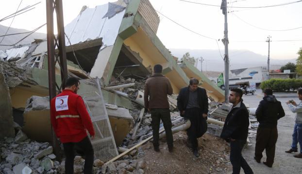 İranda hayatını kaybedenlerin sayısı 211e yükseldi