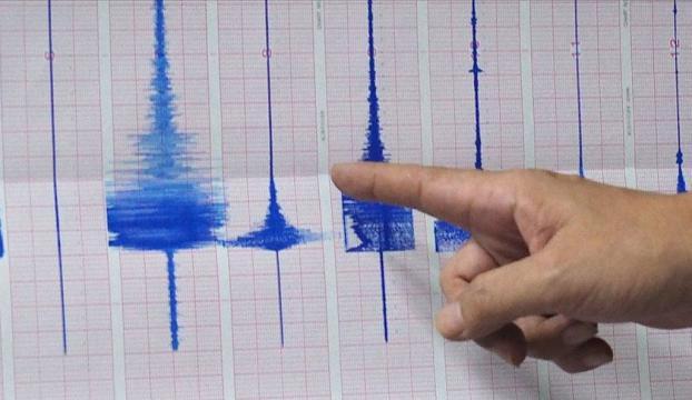 Pakistanda 5,8 büyüklüğünde deprem