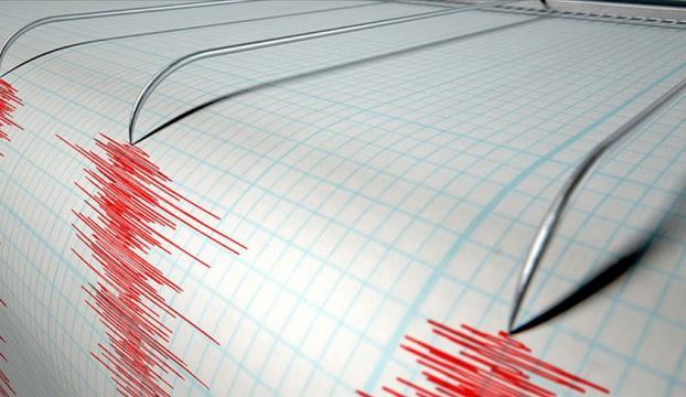 Muğlada 4,6 büyüklüğünde deprem