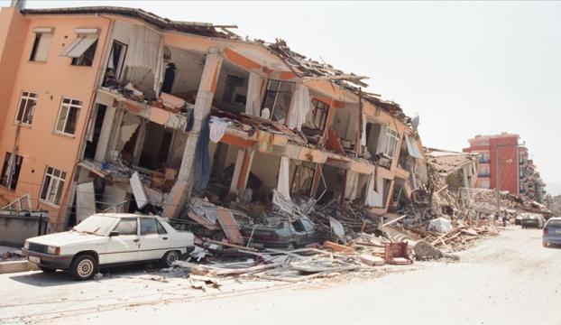 17 Ağustos Marmara depreminin 21. yılı