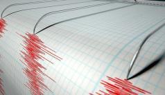 Manisa'da 4,9 büyüklüğünde deprem