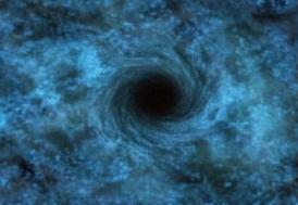 """Kozmik """"örümcek ağı""""nın merkezinde süper kütleli kara delik keşfedildi"""