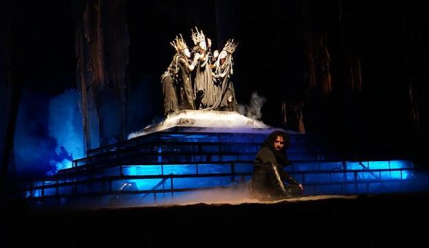"""Devlet Tiyatrolarından """"Yabancı oyun"""" açıklaması"""