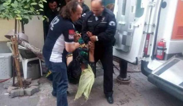 Polis ve sağlık ekiplerinin zor anları