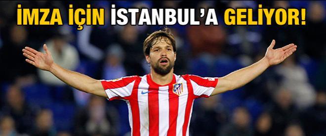 Diego Ribas imza için Türkiye'ye geliyor!
