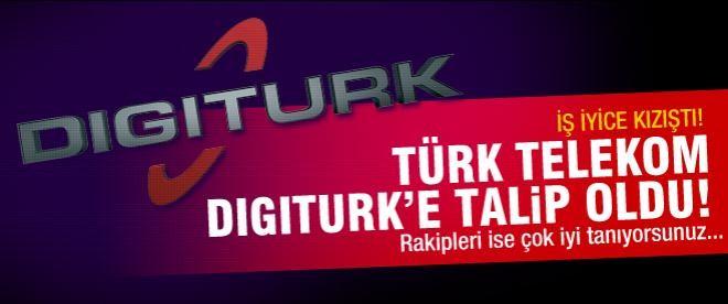 Digiturk'ün yeni talibi Türk Telekom oldu!
