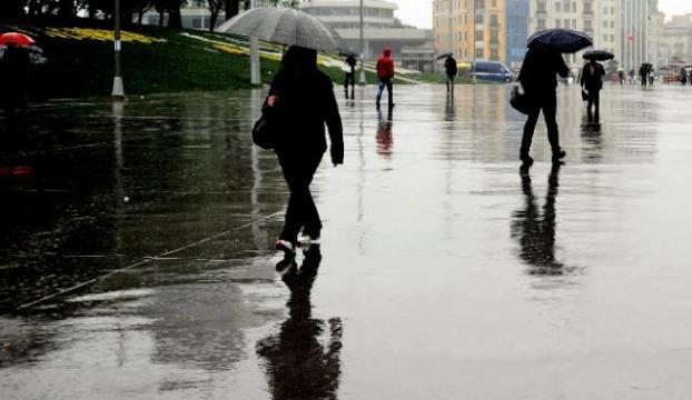 Şemsiyenizi yanınıza almayı unutmayın