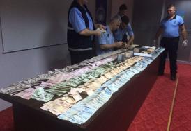 Balıkesir'de dilencinin üzerinden 71 bin lira çıktı