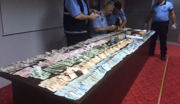 Balıkesirde dilencinin üzerinden 71 bin lira çıktı