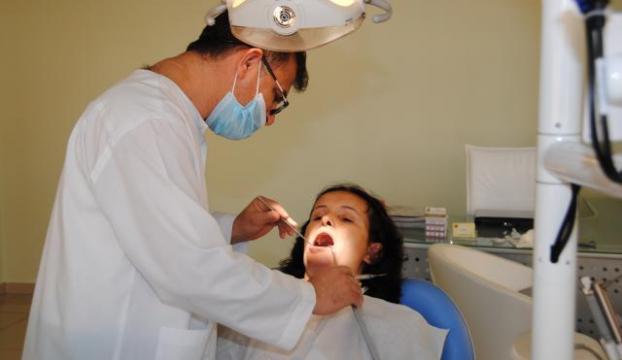 Vatandaşlara ücretsiz diş taraması
