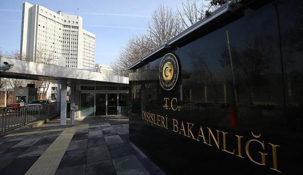 Dışişleri Bakanlığından Bulgaristana siyasi haklara saygı çağrısı