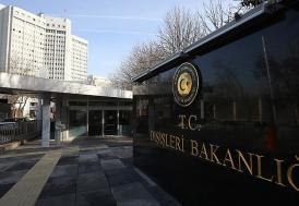 Türkiye'den İsrail-BAE anlaşmasına tepki: