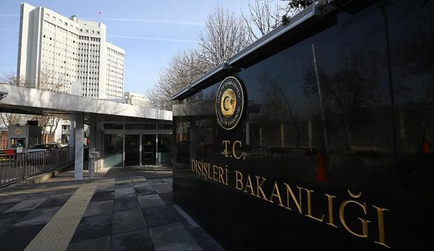 Türkiyeden ABDnin Türk bakanlara yaptırım kararına tepki