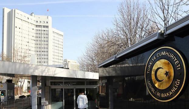 Türkiyeden AP Genel Kurulunda alınan tavsiye kararlarına tepki