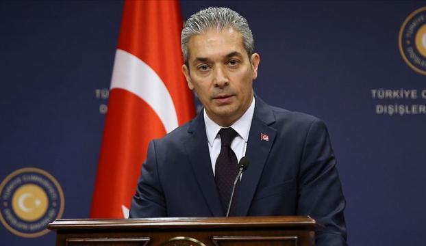 Dışişleri Bakanlığından AB Yüksek Temsilcisi Borrelle Kıbrıs tepkisi