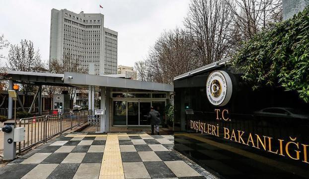 Türkiyeden Londradaki terör saldırısına kınama