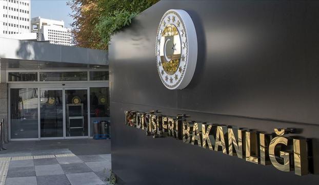 Dışişleri Bakanlığından AB Liderler Zirvesi sonuçlarına tepki
