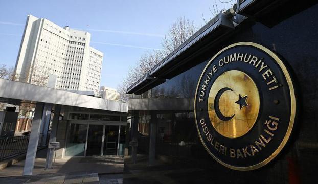 Türkiye, Kuzey Korenin füze denemesini kınadı