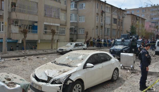 Diyarbakırdaki patlamada şehit sayısı 3e yükseldi