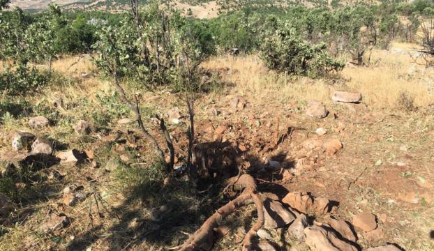 Diyarbakırda patlayıcı düzeneği ele geçirildi