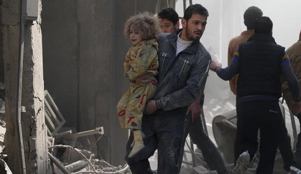 Suriyede geçen ay 59 çocuk öldürüldü