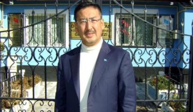 Doğu Türkistanın kuruluş yıldönümü buruk kutlandı