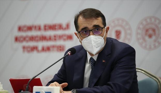 Bakan Dönmez: Konyadaki tesiste 2 yıl içerisinde 1000 megavatlık kurulu güce ulaşmayı hedefliyoruz