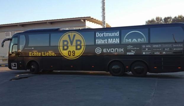 Borussia Dortmunda gümrük süprizi