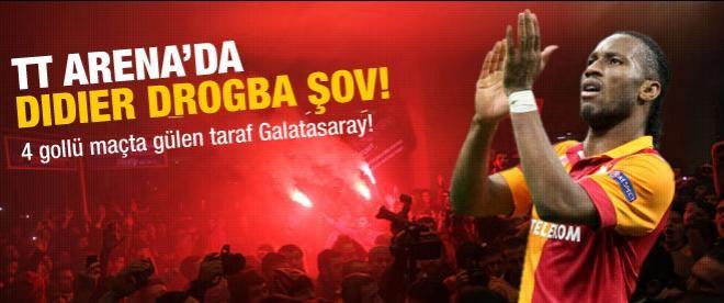 Galatasaray-Elazığspor: 3-1