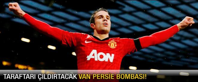 Drogba giderse Van Persie gelecek!