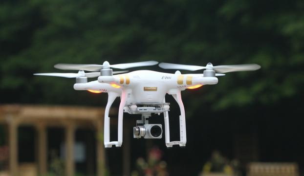 Dronelu uyuşturucu çetesine büyük darbe