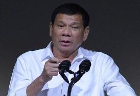 Duterte'den 'Suç işleyenleri helikopterden atarım' tehdidi