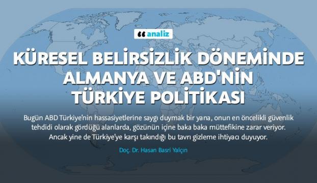 Küresel belirsizlik döneminde Almanya ve ABDnin Türkiye politikası