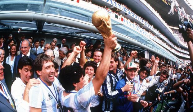 Dünya Kupasının baba oğulları