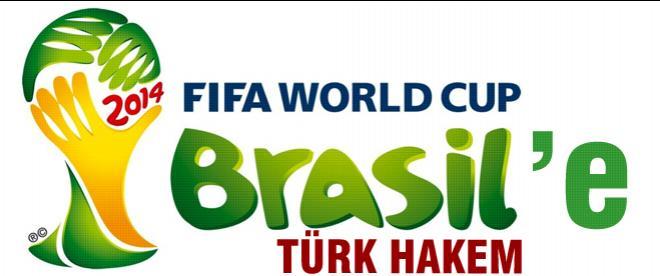 Dünya Kupası'na Türk hakem