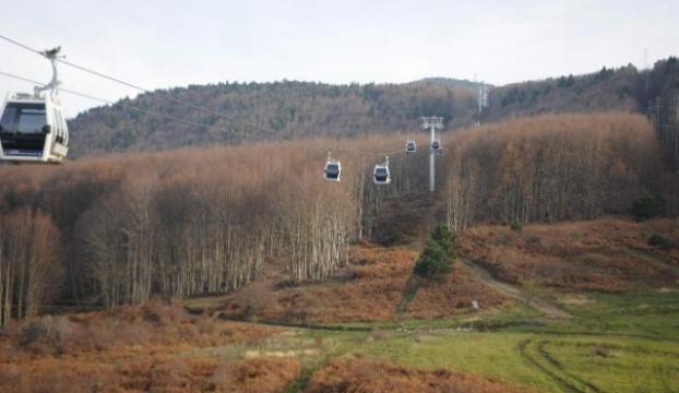 İşte Dünyanın en uzun teleferiği